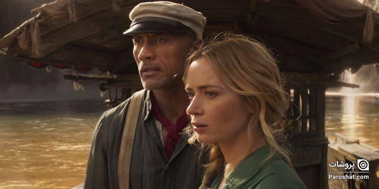 دومین تریلر فیلم Jungle Cruise ماجراجوییهای هیجانانگیزی را نشان میدهد