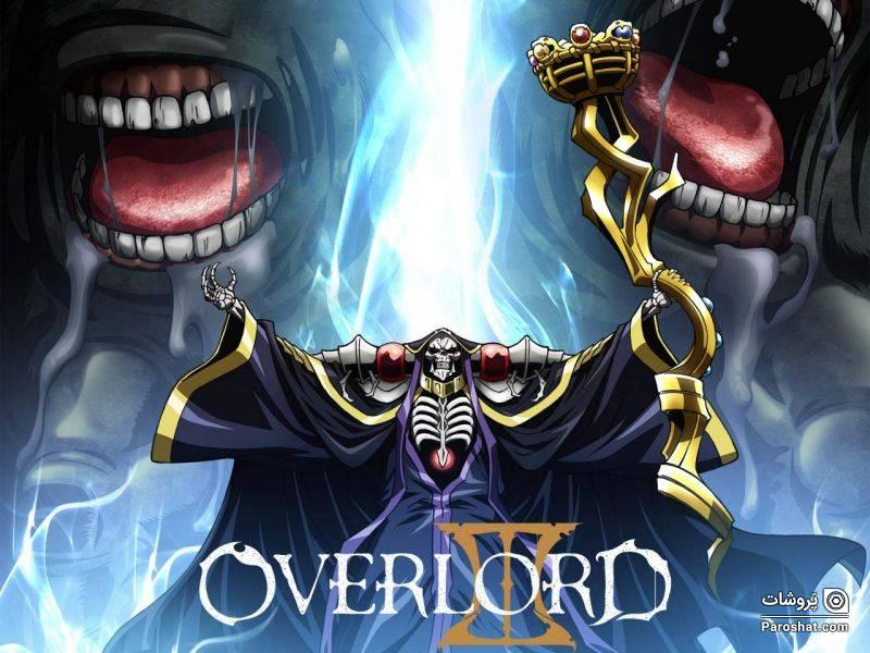 خبر انیمه overlord
