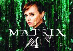 کریستینا ریچی به جمع بازیگران فیلم The Matrix 4 پیوست