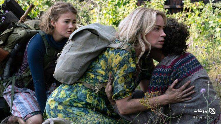 باکس آفیس: A Quiet Place 2 اولین فیلم با فروش بیش از 100میلیون دلار در دوران پاندمی