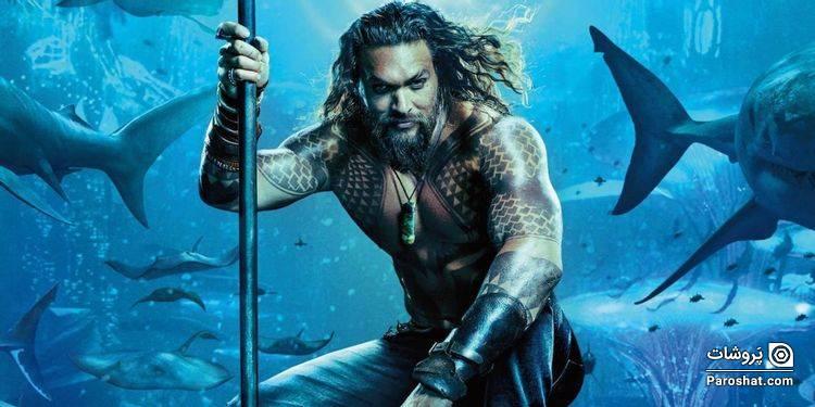 رونمایی از عنوان رسمی دنباله فیلم Aquaman