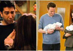 """صحنههای تاثیرگذار سریال """"دوستان"""" (Friends) که شاید برای طرفداران جالب باشد"""