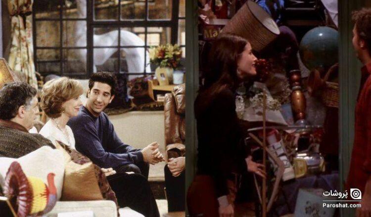 """بزرگترین رازهای شخصیتهای """"فرندز"""" (Friends) برای طرفداران این سریال"""